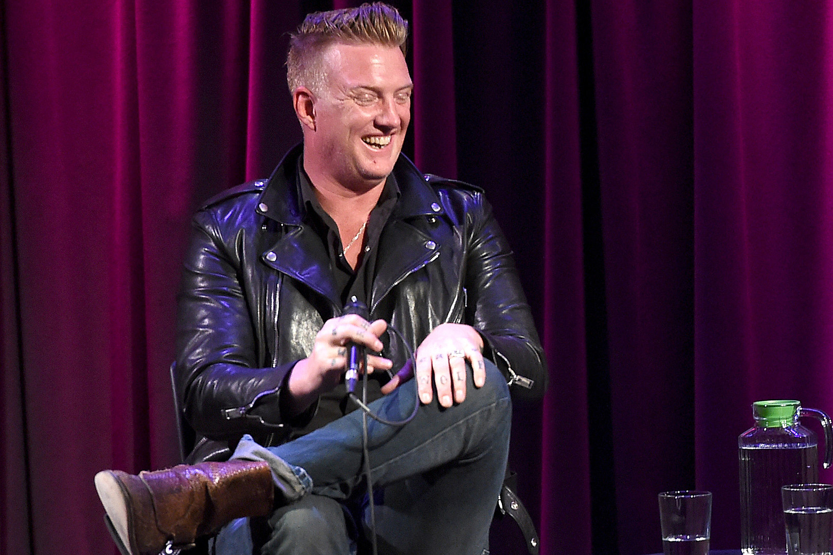 Queens of the Stone Age's Josh Homme Creates Score for Revenge Film 'In the Fade'