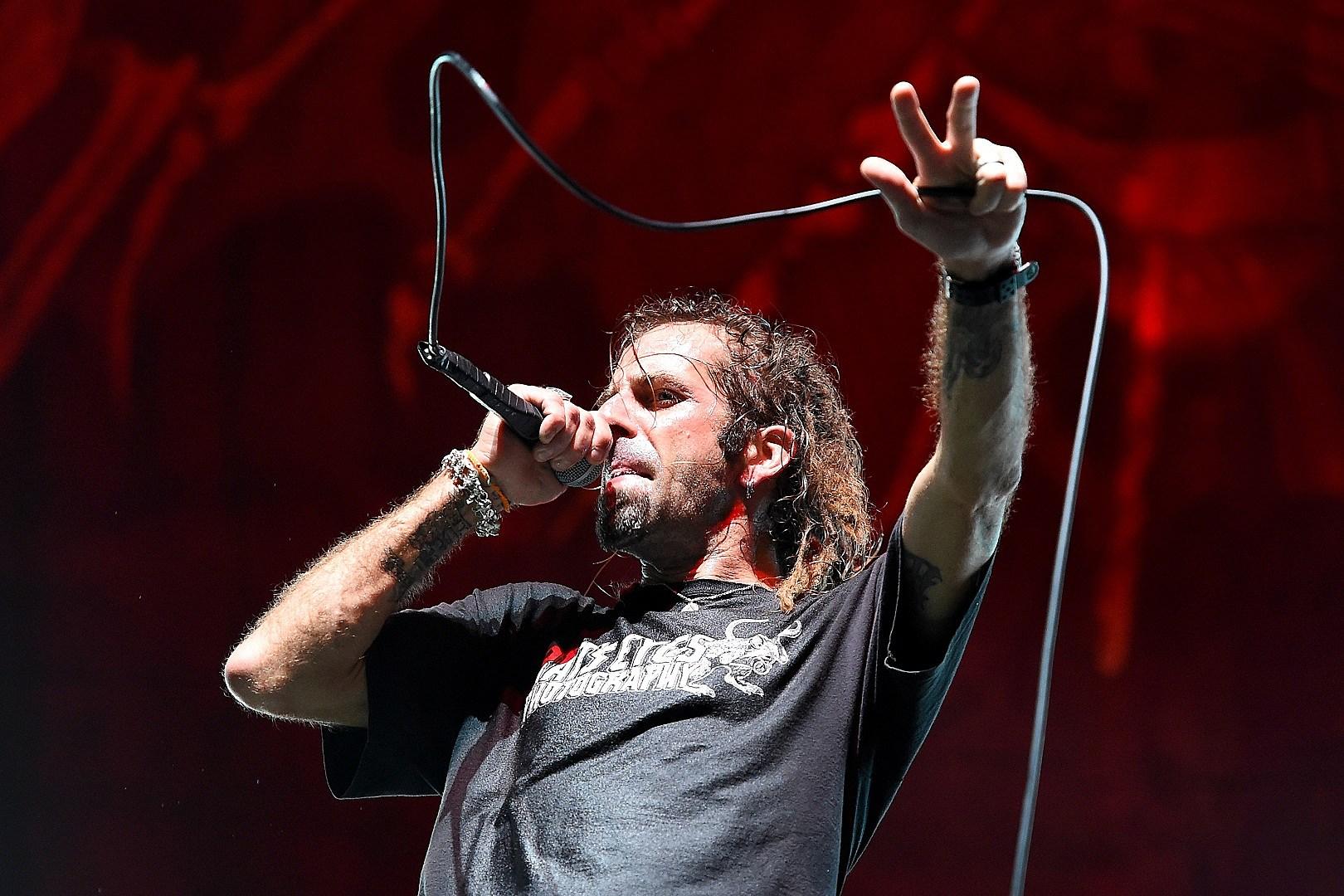 Lamb Of God In Concert At The Las Vegas Village