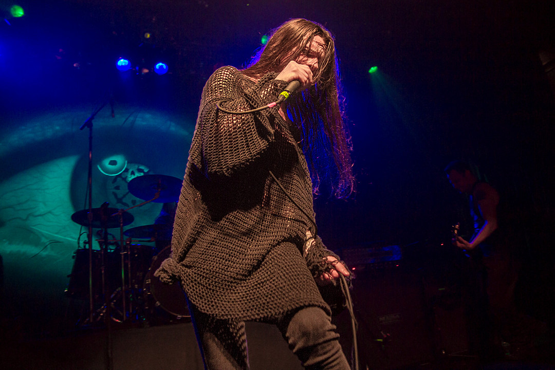 Life of Agony's Las Vegas Show Cancelled After Terrorist Threat