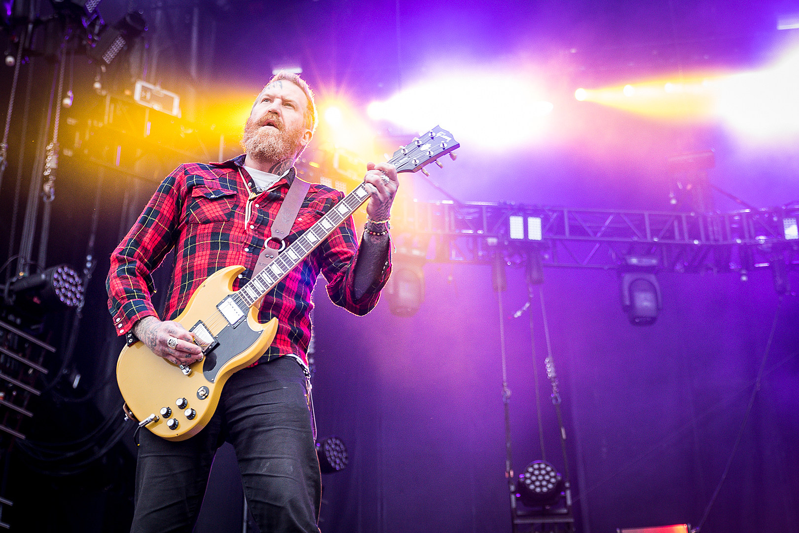 Mastodon's Brent Hinds Teases Release of New Album 'Cold Dark Place'