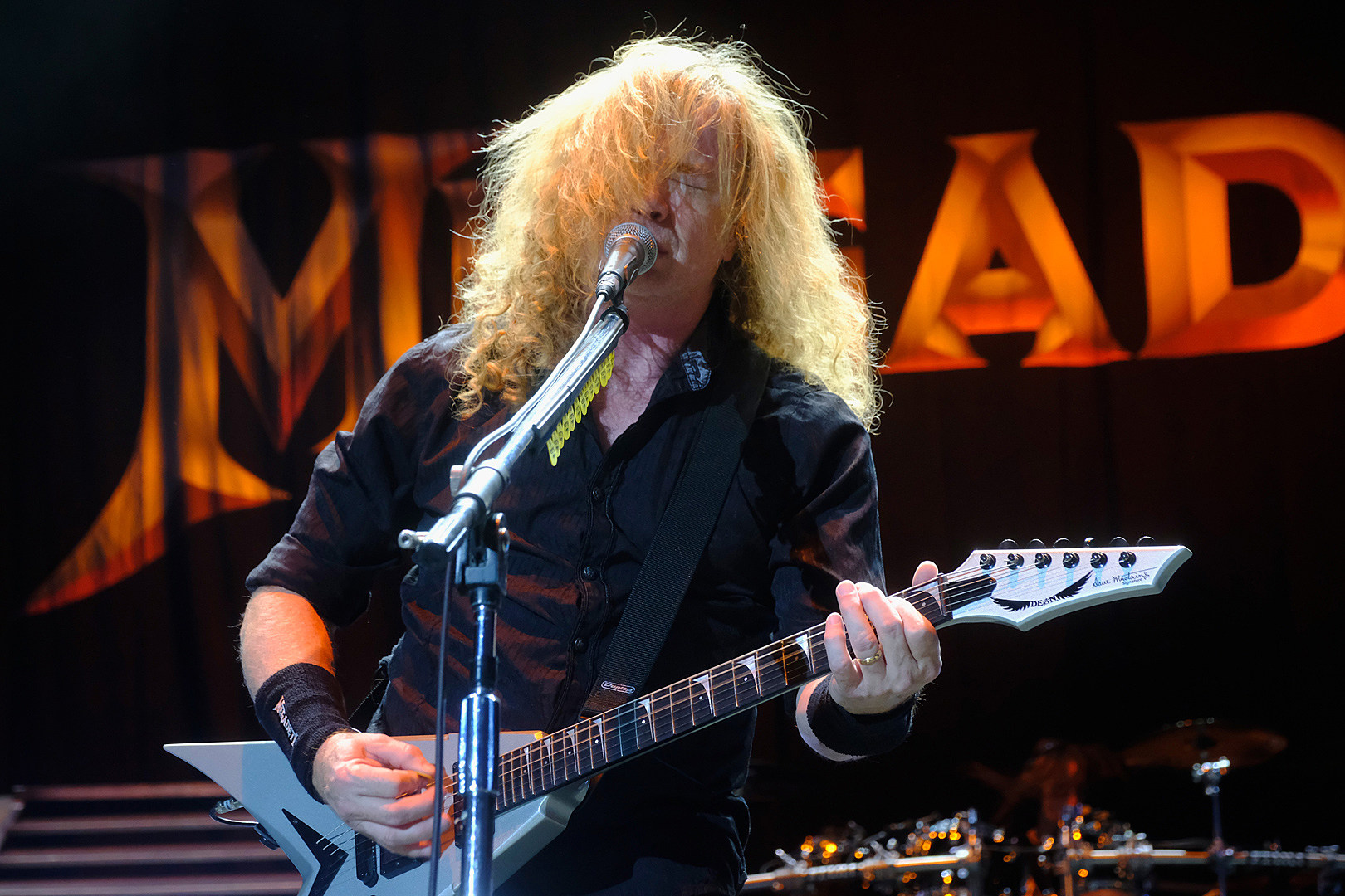 Watch Megadeth's Dave Mustaine Perform Classic Jimi Hendrix Cuts