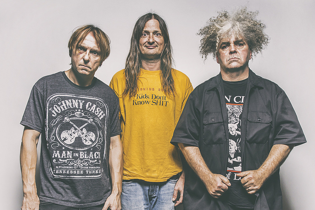 The Melvins Ask 'Whats Wrong With You' on New Song