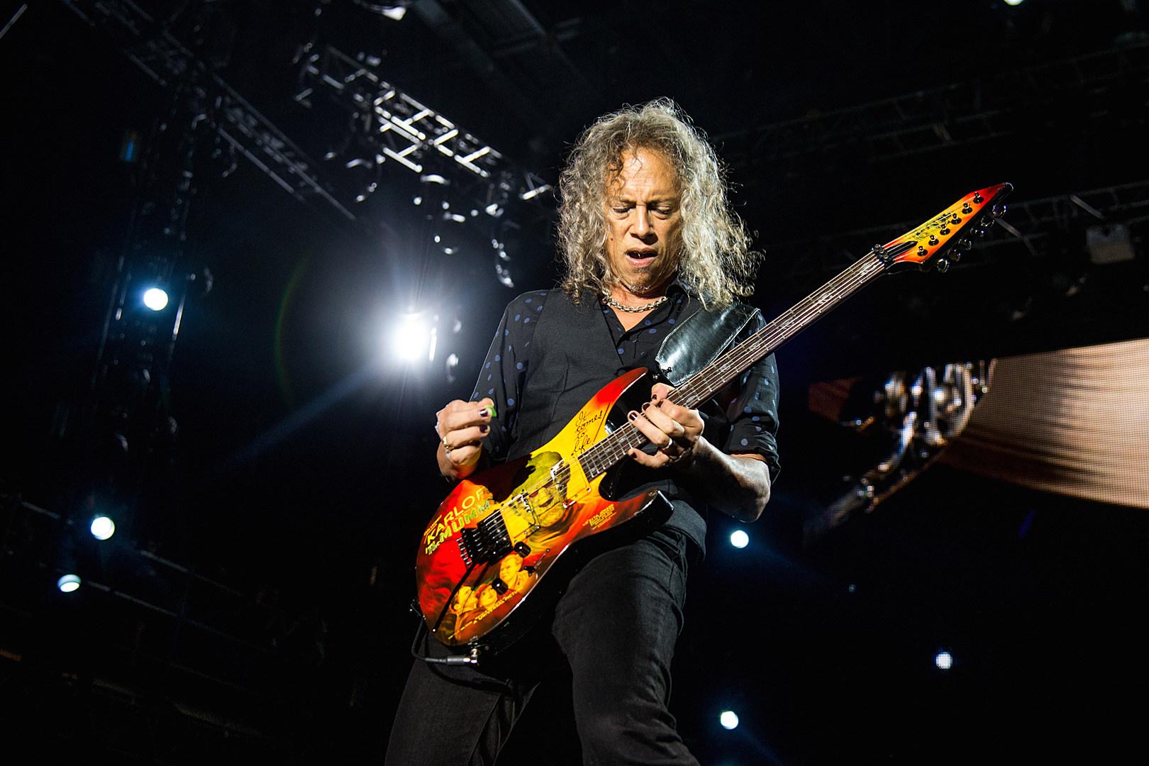 Metallica's Kirk Hammett on Rock Hall Snubs: Maybe They Just Don't F–king Get It