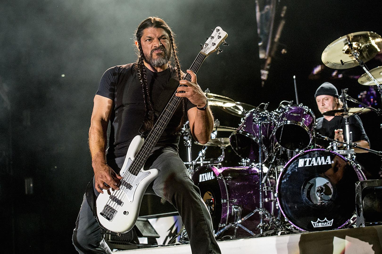 Robert Trujillo on Metallica