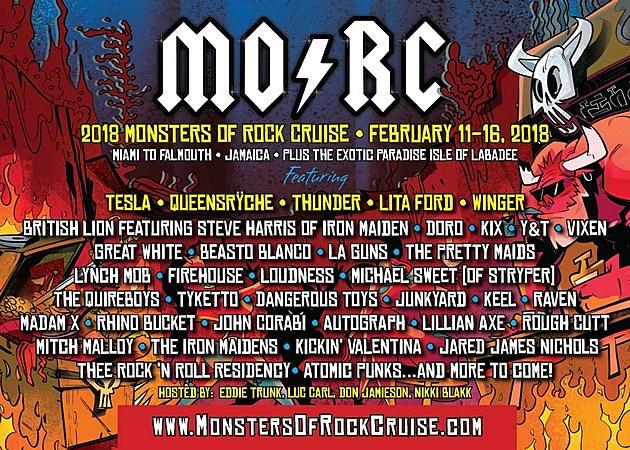 Monsters Of Rock 2018