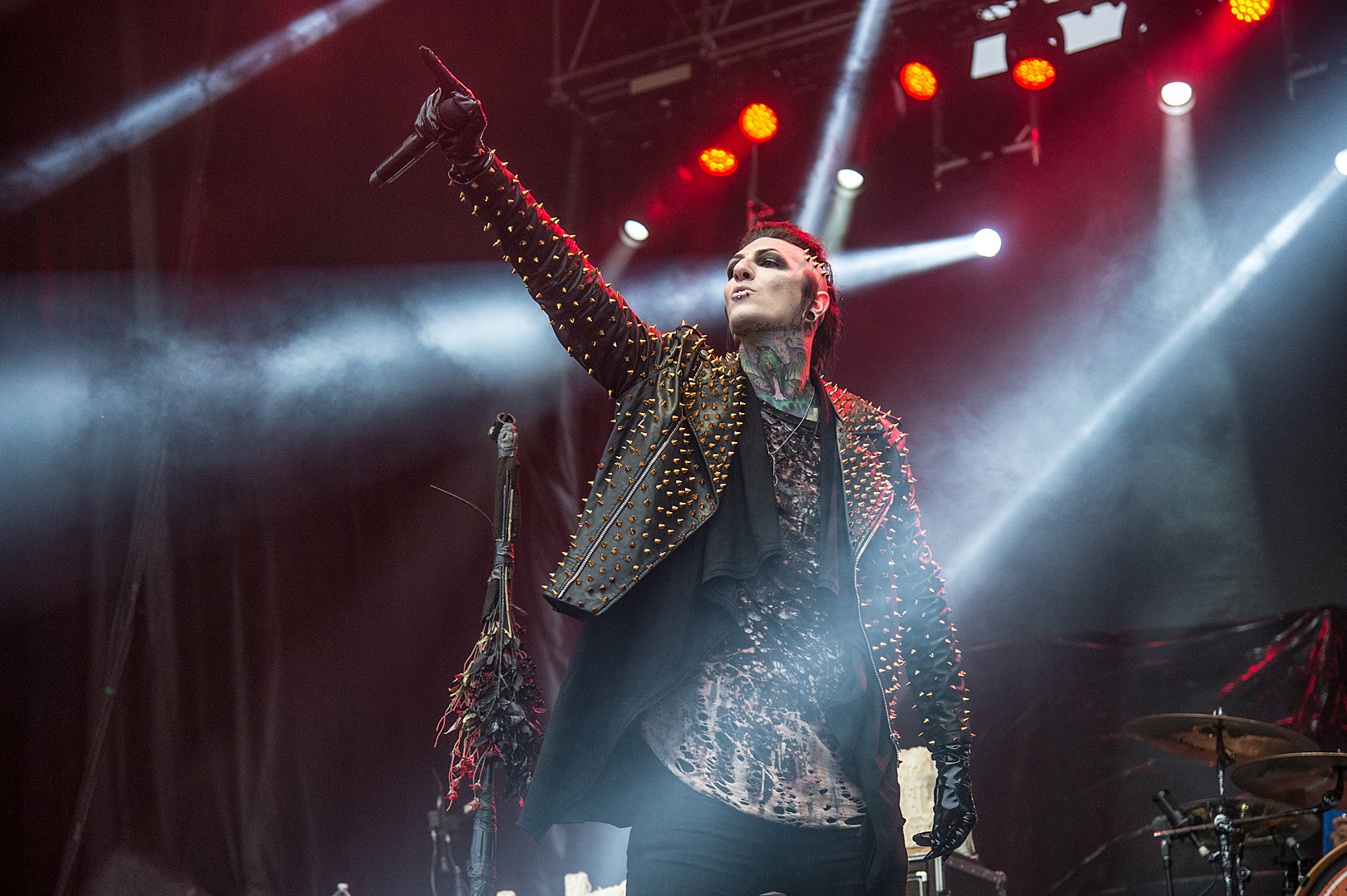 Motionless in White Announce 2020 Tour With Knocked Loose, Stick to Your Guns + Ovtlier