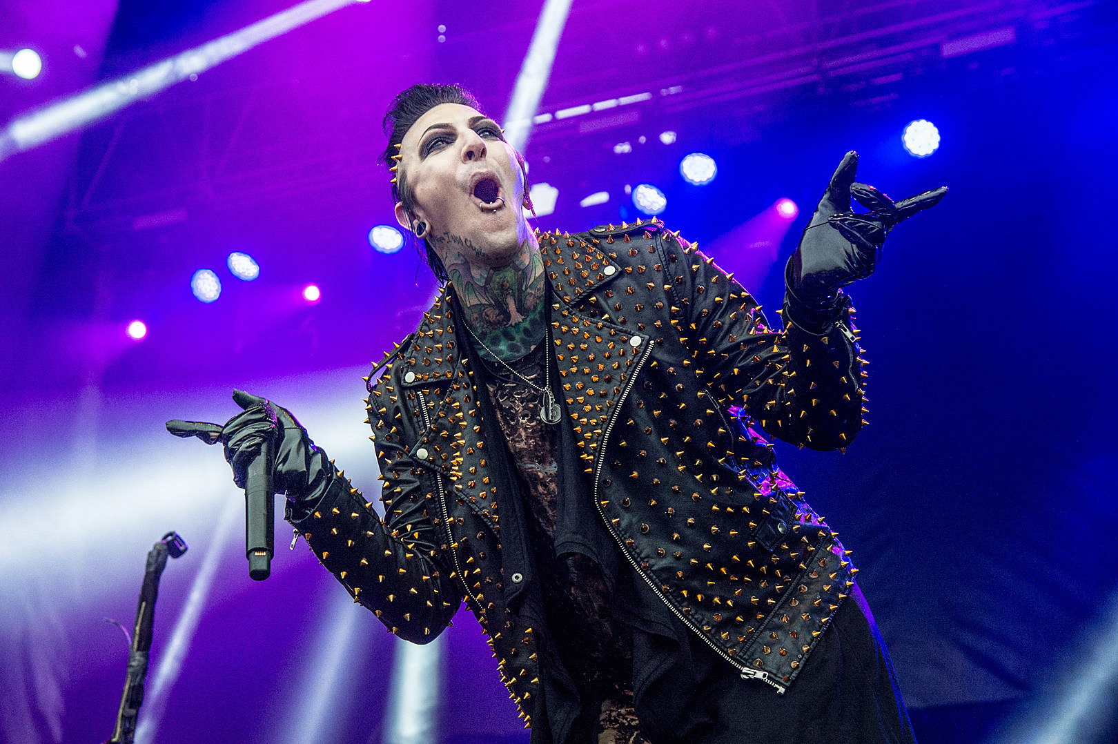 Motionless in White, Every Time I Die + More Team Up for 2018 Tour