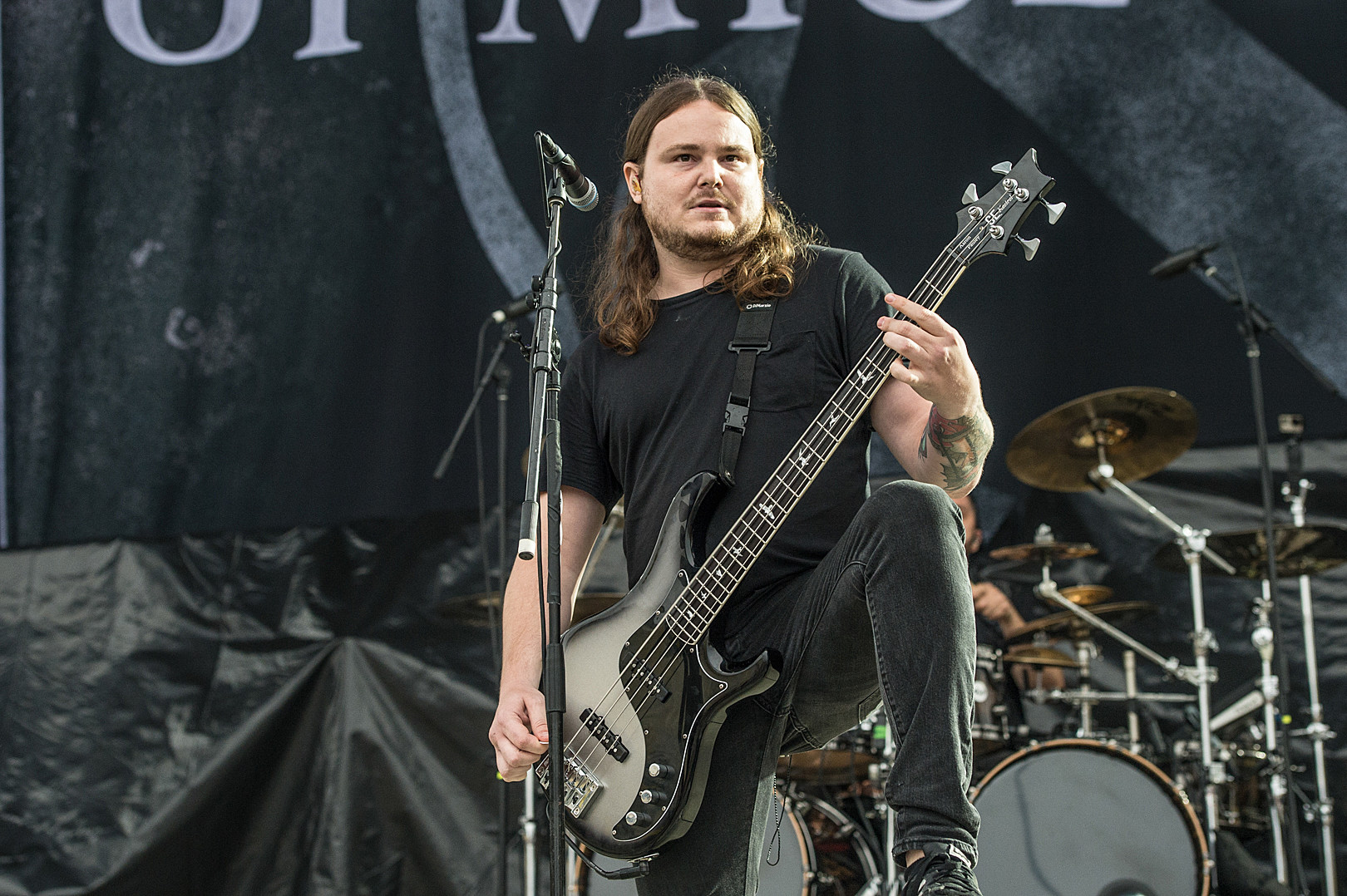 Of Mice & Men's Aaron Pauley Medically Cleared to Return to Touring
