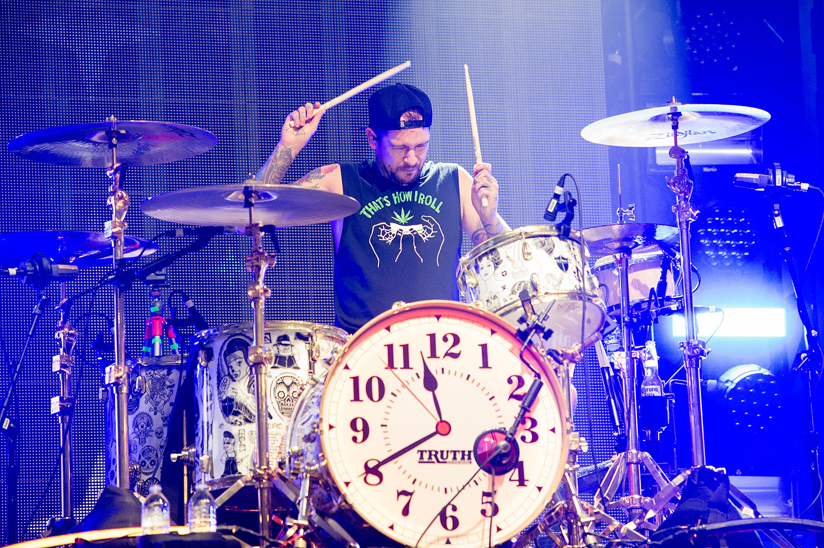 Pierce the Veil's Mike Fuentes Accused of Sexual Relations With a Minor