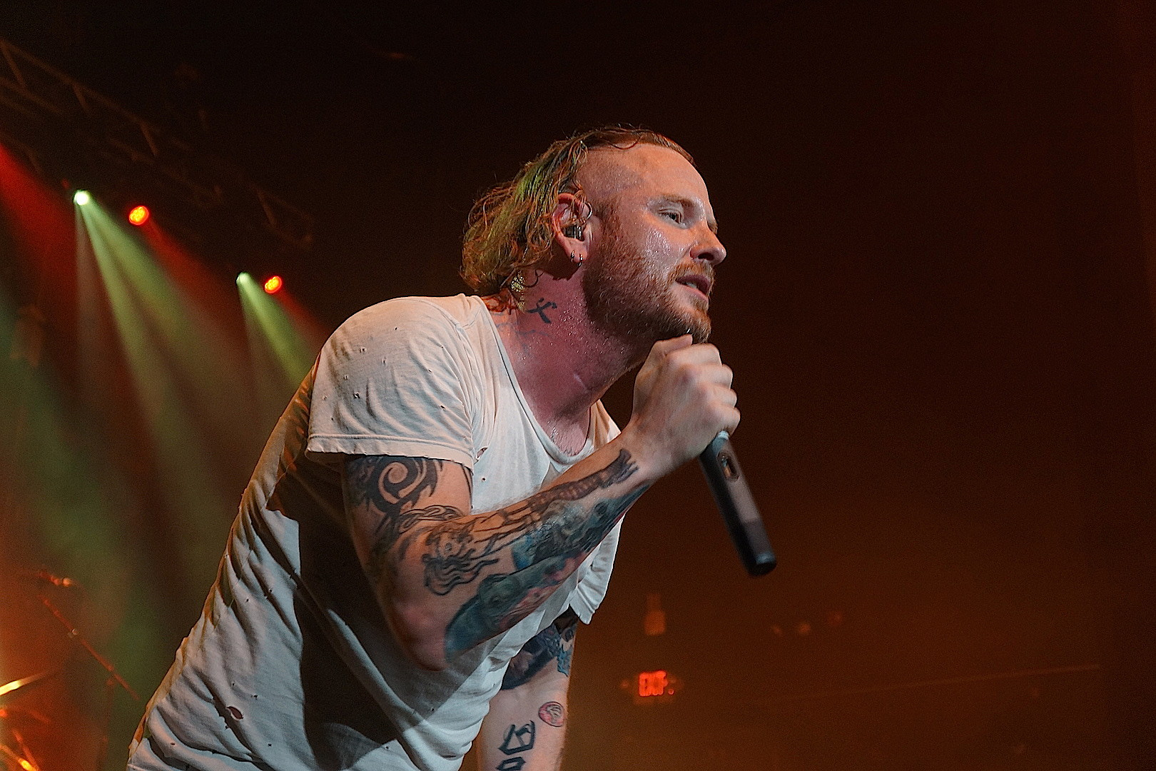Corey Taylor Felt A 'Responsibility' To Speak About His ...
