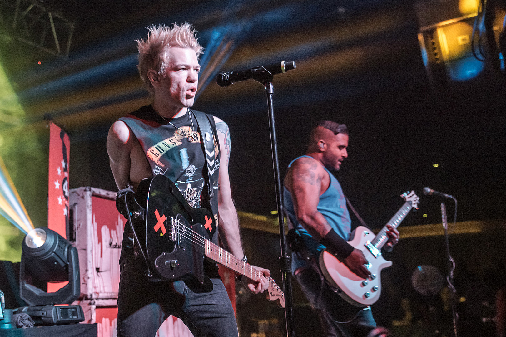 Sum 41 Plan Heaviest Tour Yet to Celebrate 15 Years of 'Chuck'