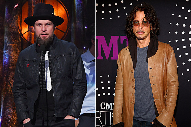 Jeff Ament / Chris Cornell