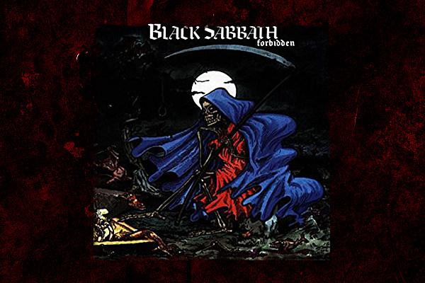 23 years ago black sabbath release forbidden. Black Bedroom Furniture Sets. Home Design Ideas