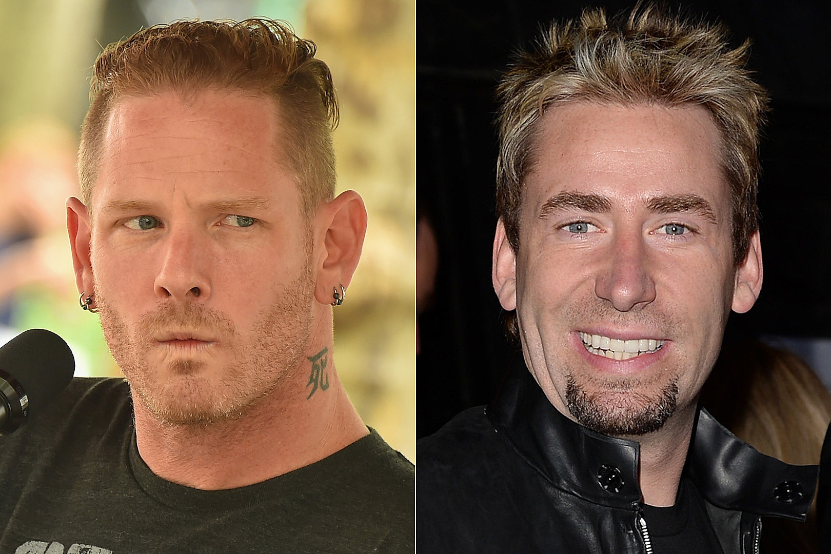 Corey taylor nickelback members called to apologize for chad kroeger m4hsunfo