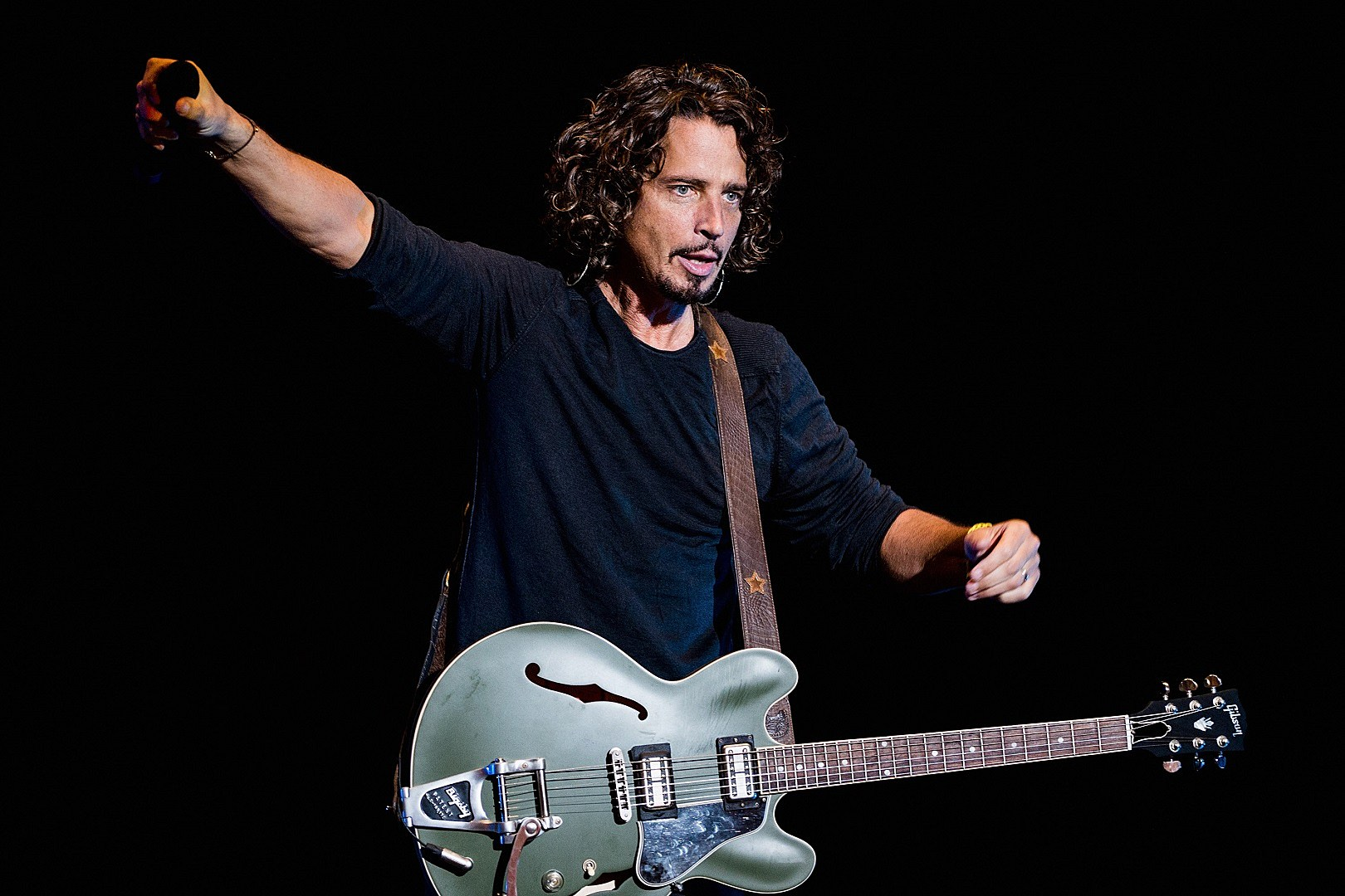 Metallica, Foo Fighters, Soundgarden Members + More Announced for Chris Cornell Tribute Show