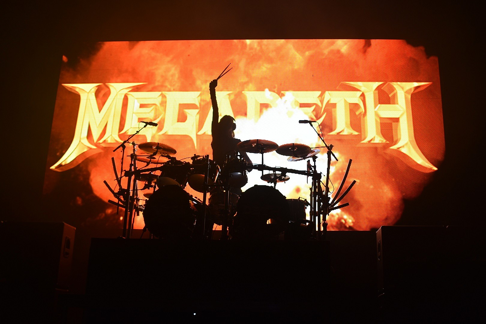 Megadeth's 'Dystopia' Victory Lap Comes to Boston With Meshuggah + TesseracT
