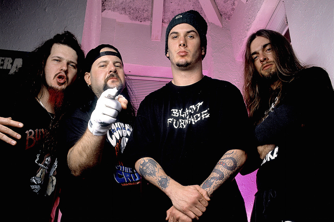 Pantera Preview Fourth Home Video, Plus News on Bullet for My Valentine, Bruce Dickinson + More