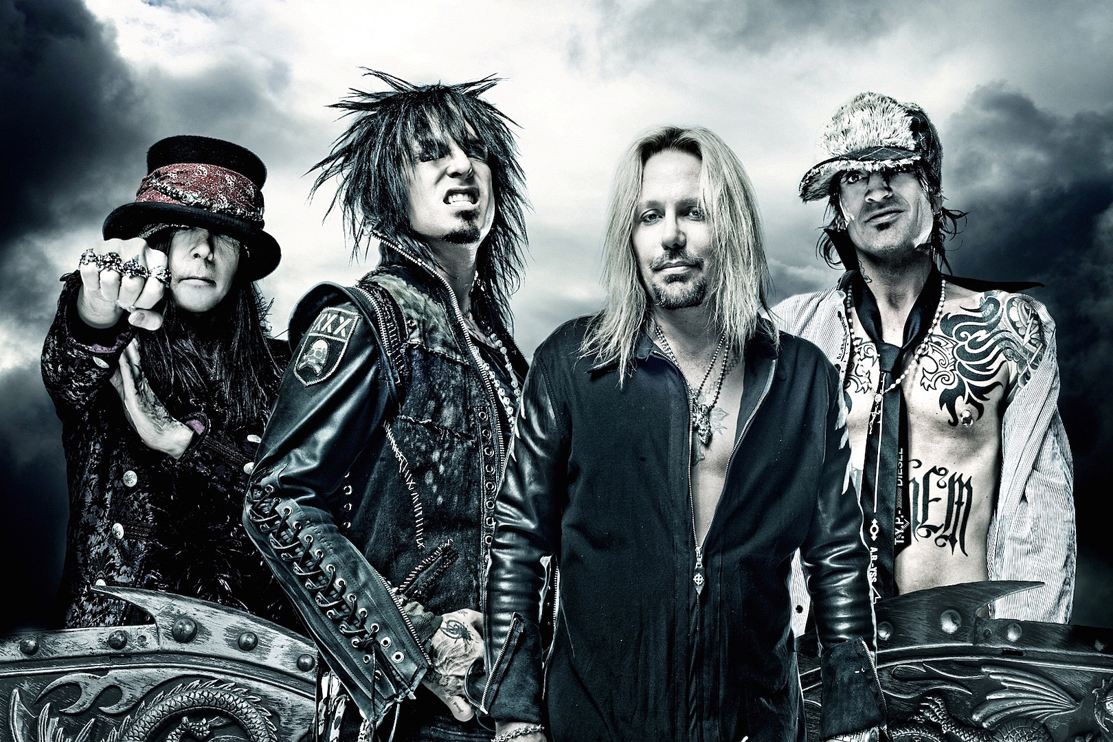 Motley Crue Release Statement Officially Confirming Reunion