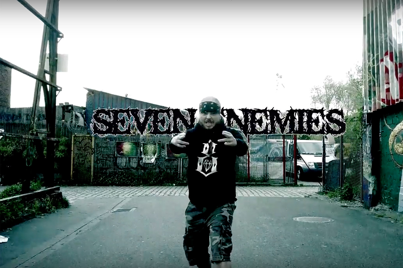 Hatebreed Unleash Aggressively Colorful Video for 'Seven Enemies'