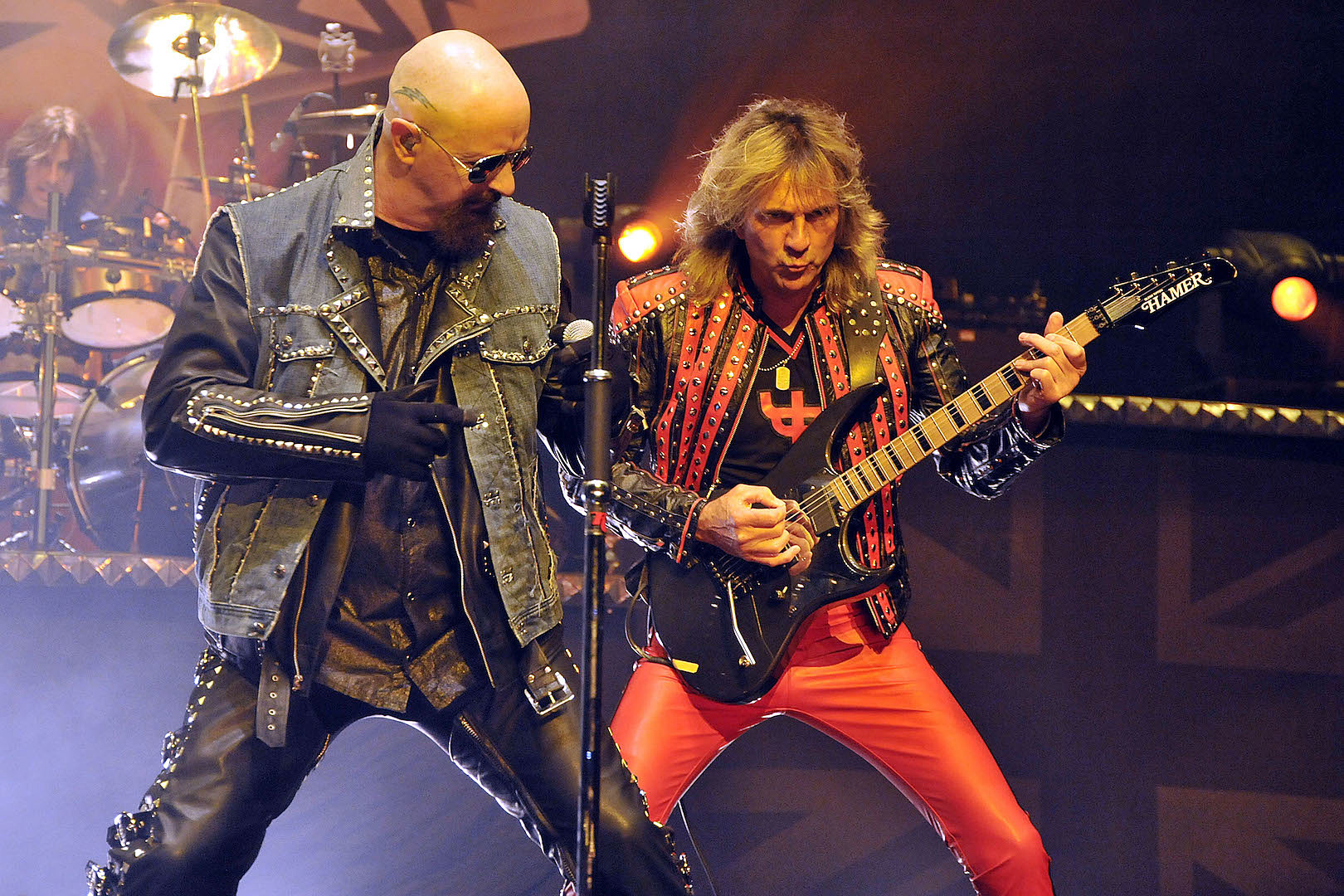 Judas Priest 'Just About Done' Tracking 18th Studio Album