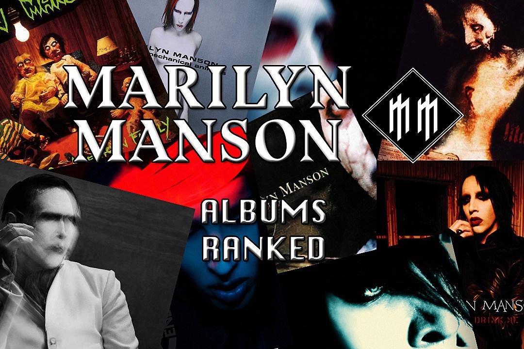 marilyn manson announces 2017 north american tour - Marilyn Manson This Is Halloween Album