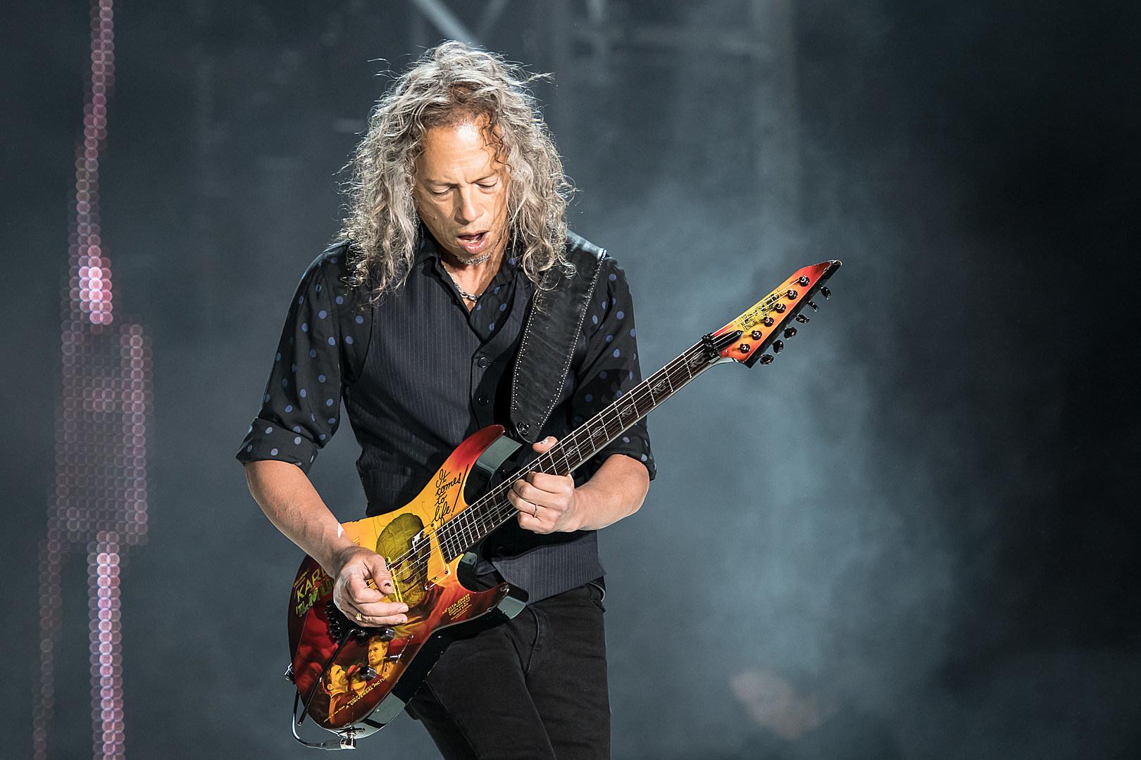 Metallica's Kirk Hammett: 'St. Anger' Proved 'Solos Are Needed'