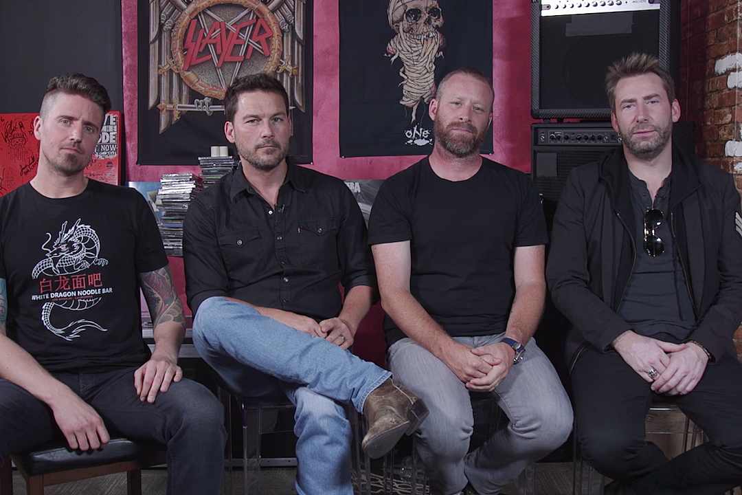 Nickelback discuss diamond certification state of the music industry m4hsunfo