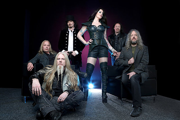 Nightwish.com / Photo by Tim Tronckoe