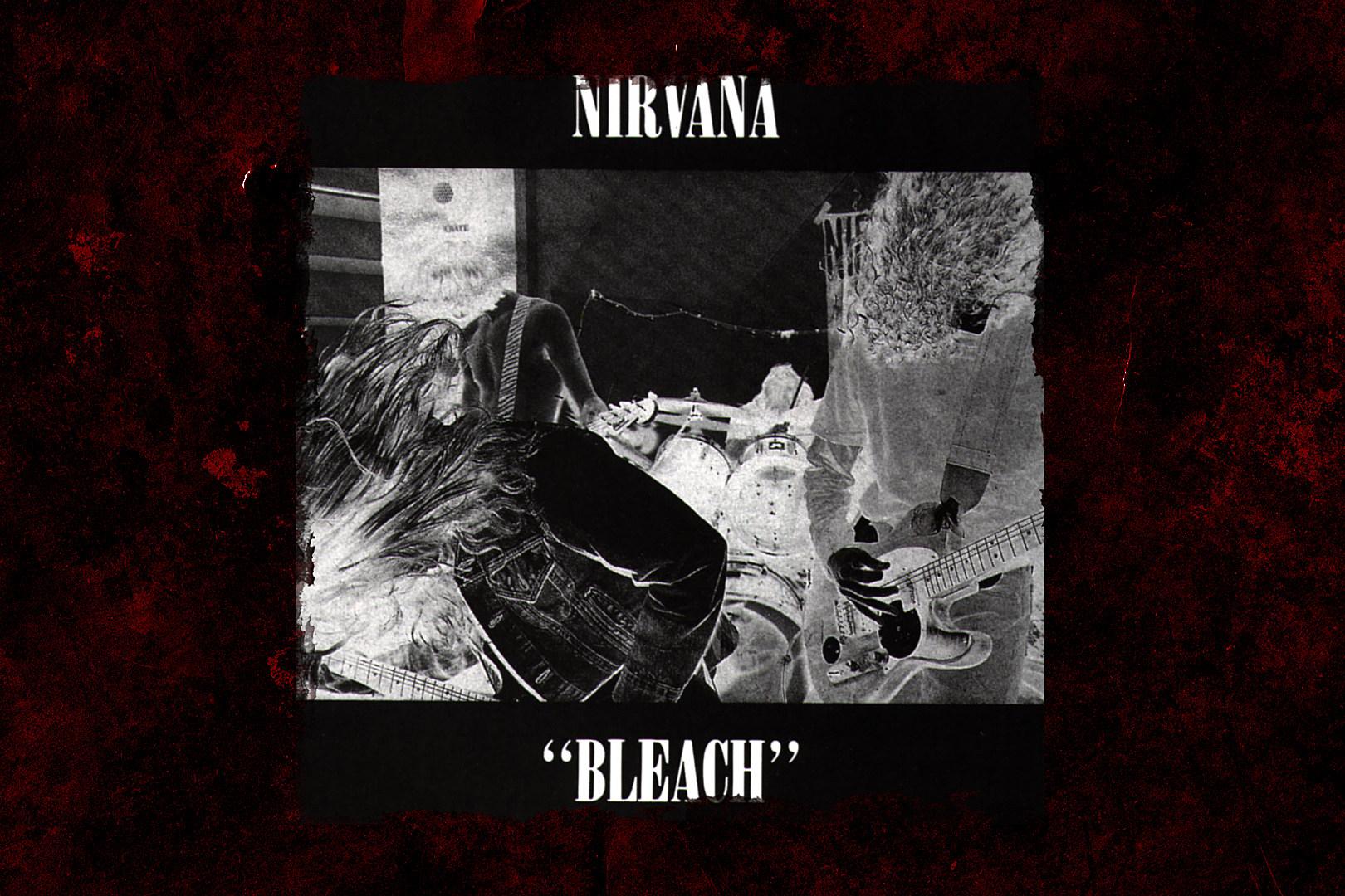 30 Years Ago: Nirvana Release Their Debut Album 'Bleach'