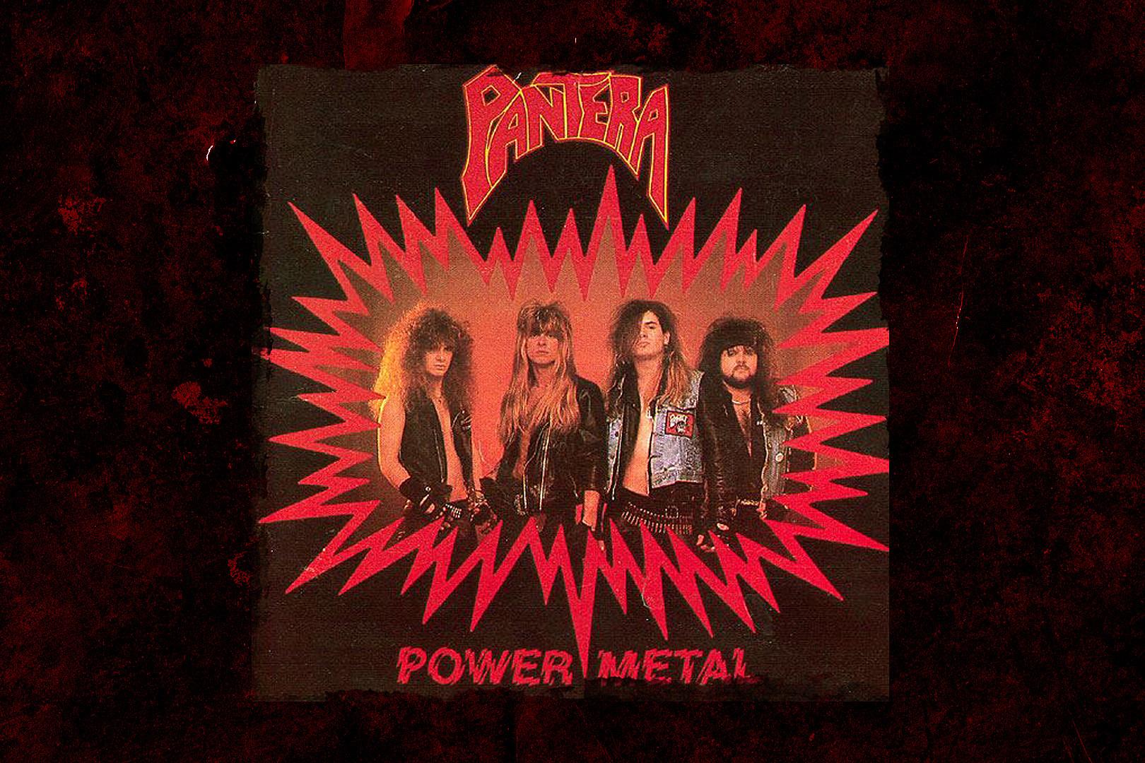 30 Years Ago: Pantera Release 'Power Metal'