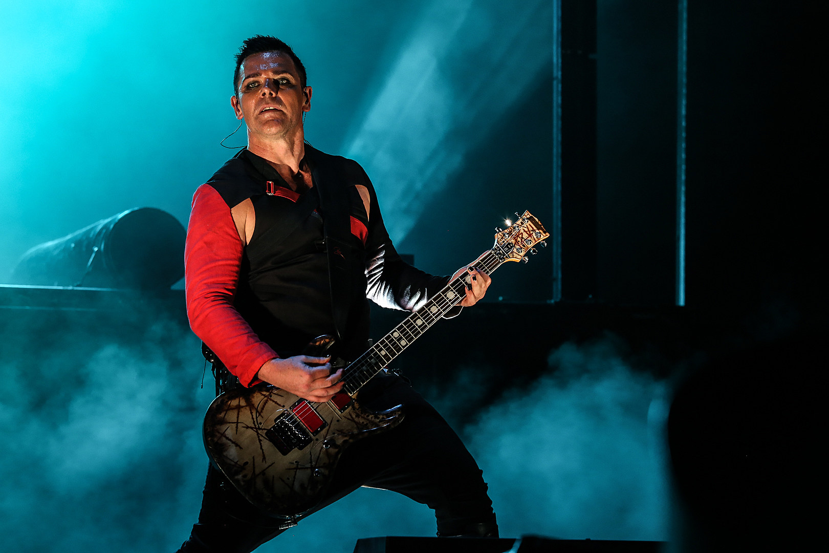 Rammstein's Richard Kruspe: New Album Mixed in December, Three Year Tour Cycle Starts in 2019
