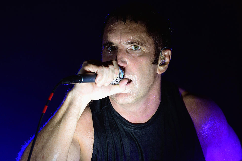 Are Nine Inch Nails Teasing the Release of Second EP in Trilogy?