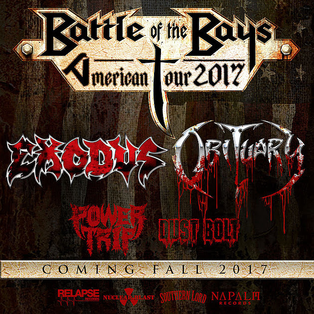 Battle of the Bays 2017 Tour