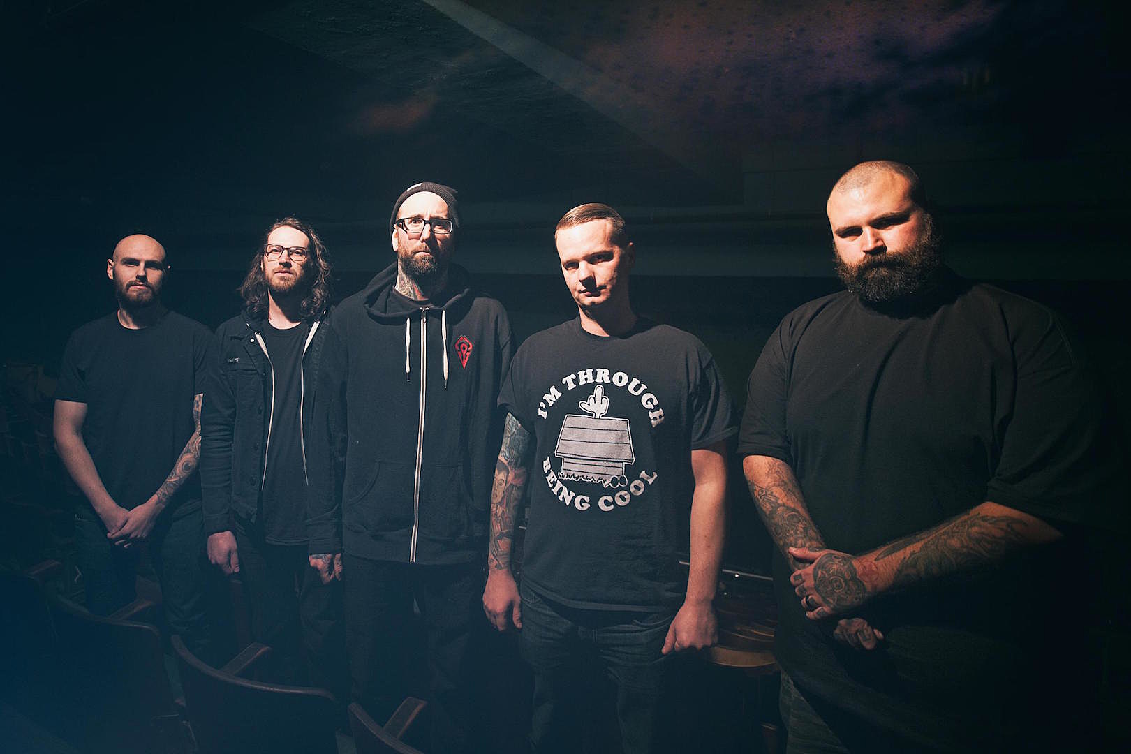 The Acacia Strain Announce Summer U.S. Tour