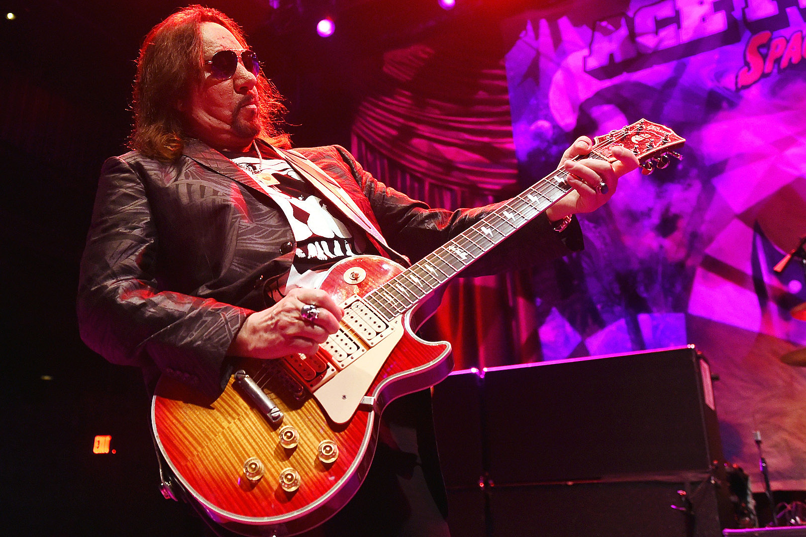 Ace Frehley Hasn't Been Approached About KISS Reunion