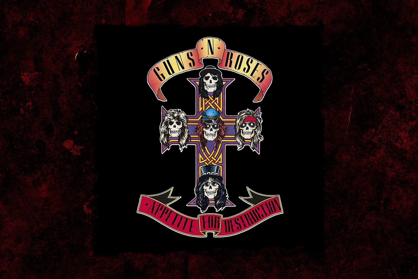 32 Years Ago: Guns N' Roses Release 'Appetite for Destruction'