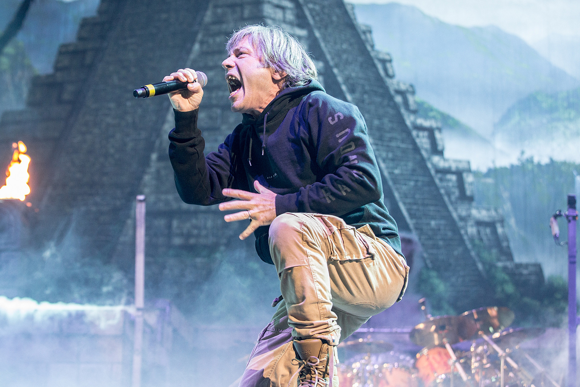 Iron Maiden Write Brooklyn Chapter of 'The Book of Souls' With Sold Out Show [Photos + Review]