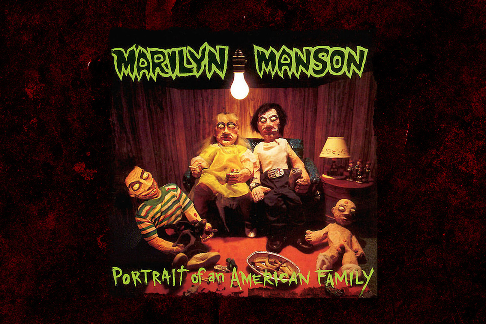 25 Years Ago: Marilyn Manson Issues 'Portrait of an American Family'