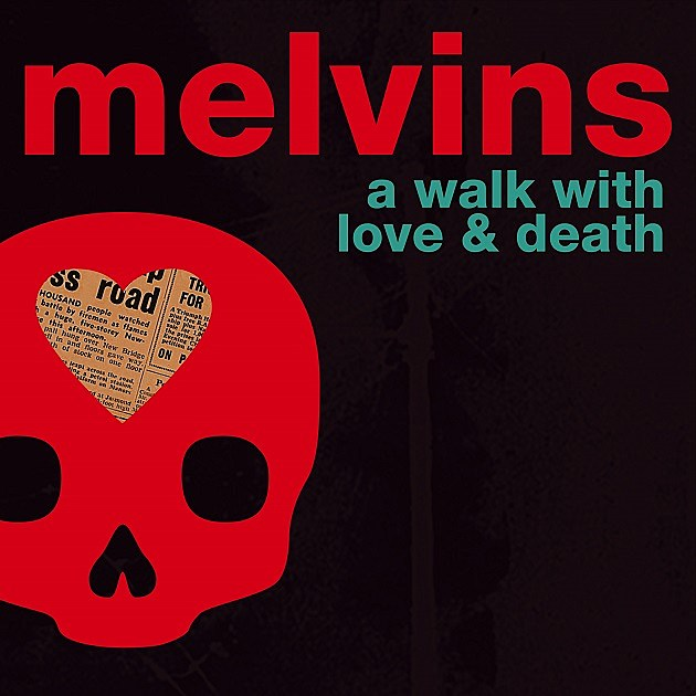 Melvins-Love&Death-Cover