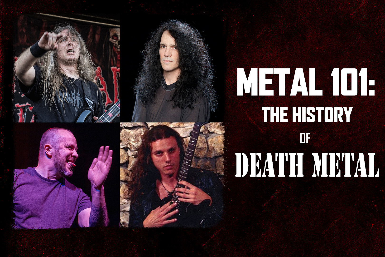 Heavy Metal 101: The History of Death Metal