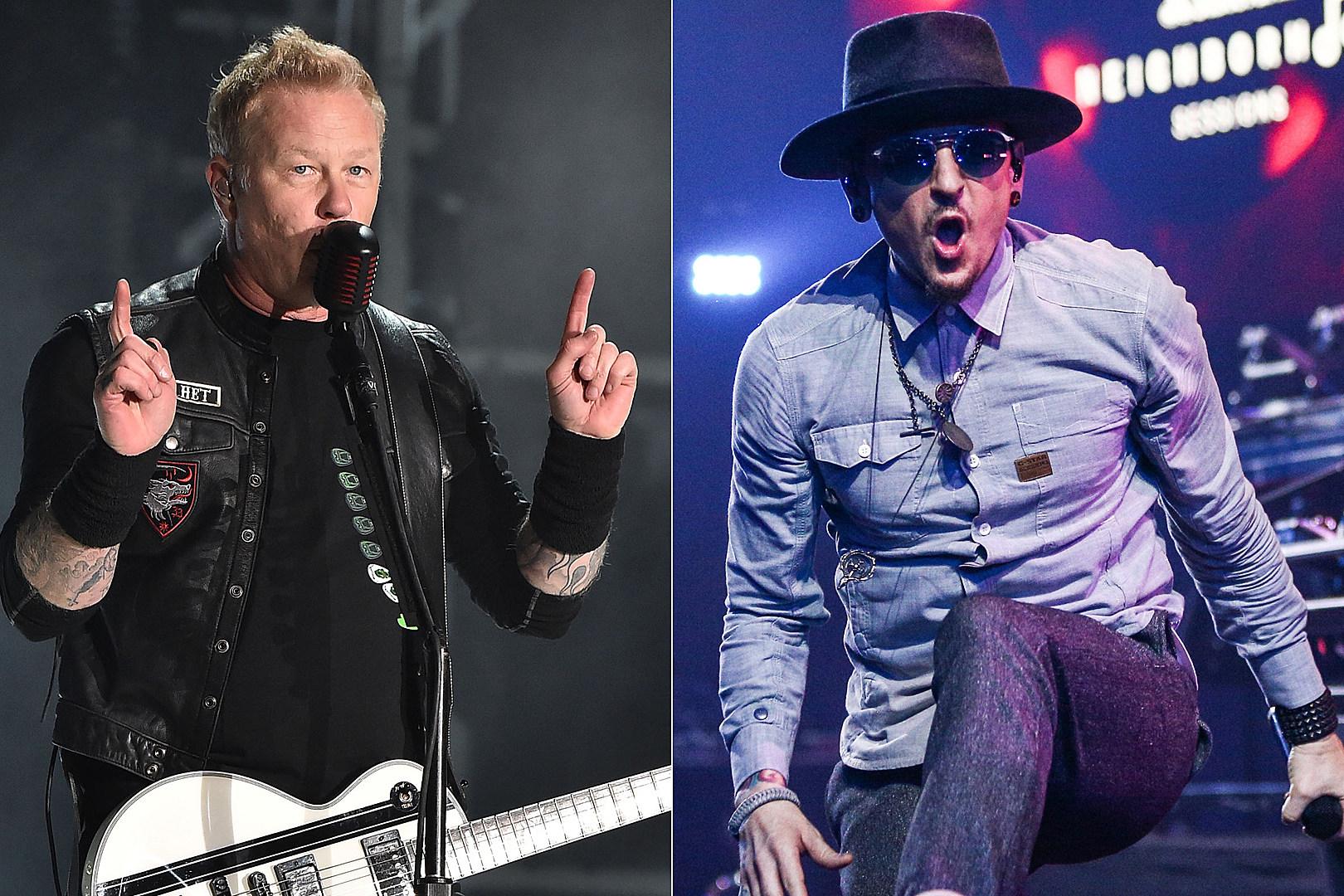 Metallica, Linkin Park Fare Well in Nielsen 2017 Mid-Year Rock Charts