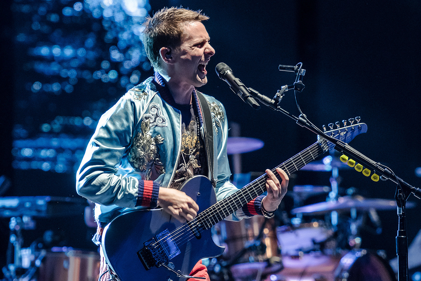 Muse to Screen 'Drones World Tour' Concert Film in July