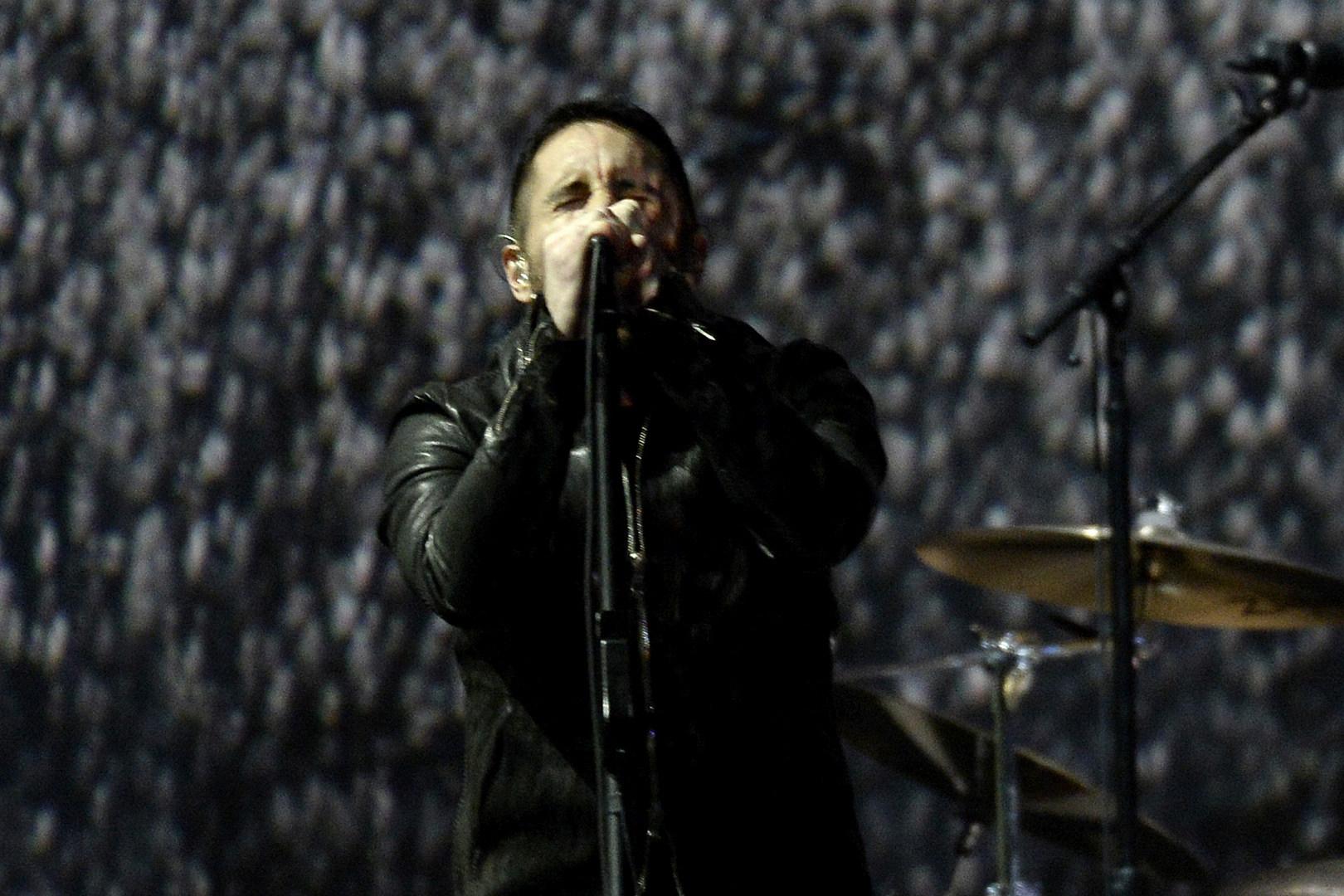 Trent Reznor Calls Donald Trump a \'Vulgar, Grotesque Dope\'