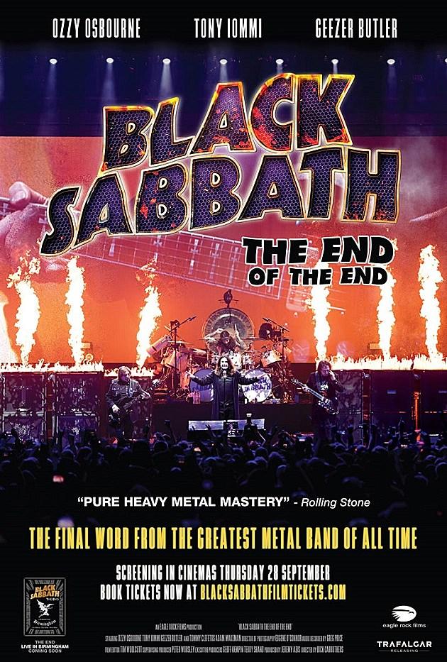 Sabbath End of End