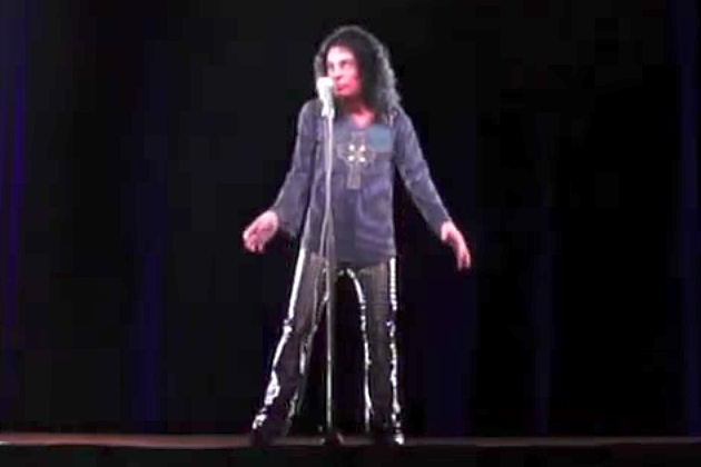 Ronnie James Dio's Hologram Is Going On A World Tour