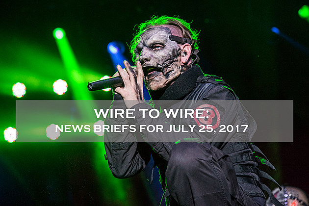 Wire To Wire Slipknot Tease Documentary With Preview Clip