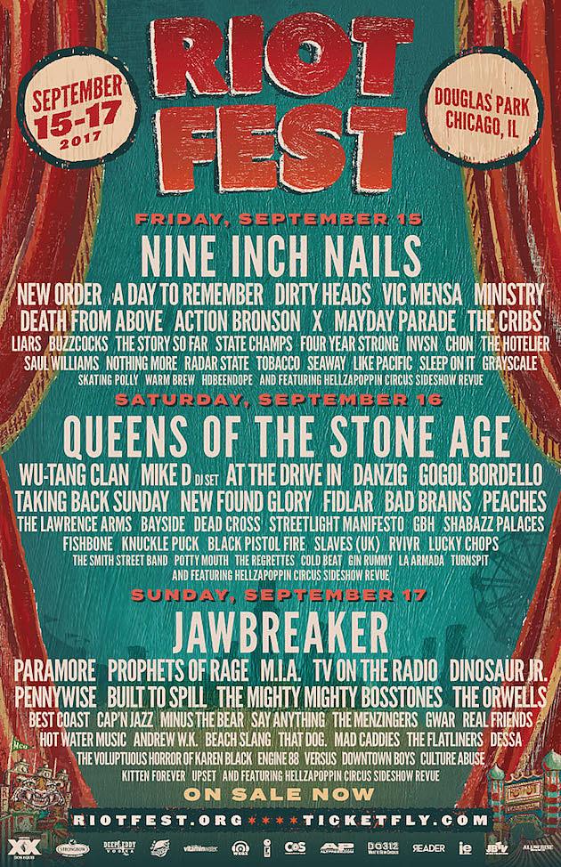 2017 Riot Fest