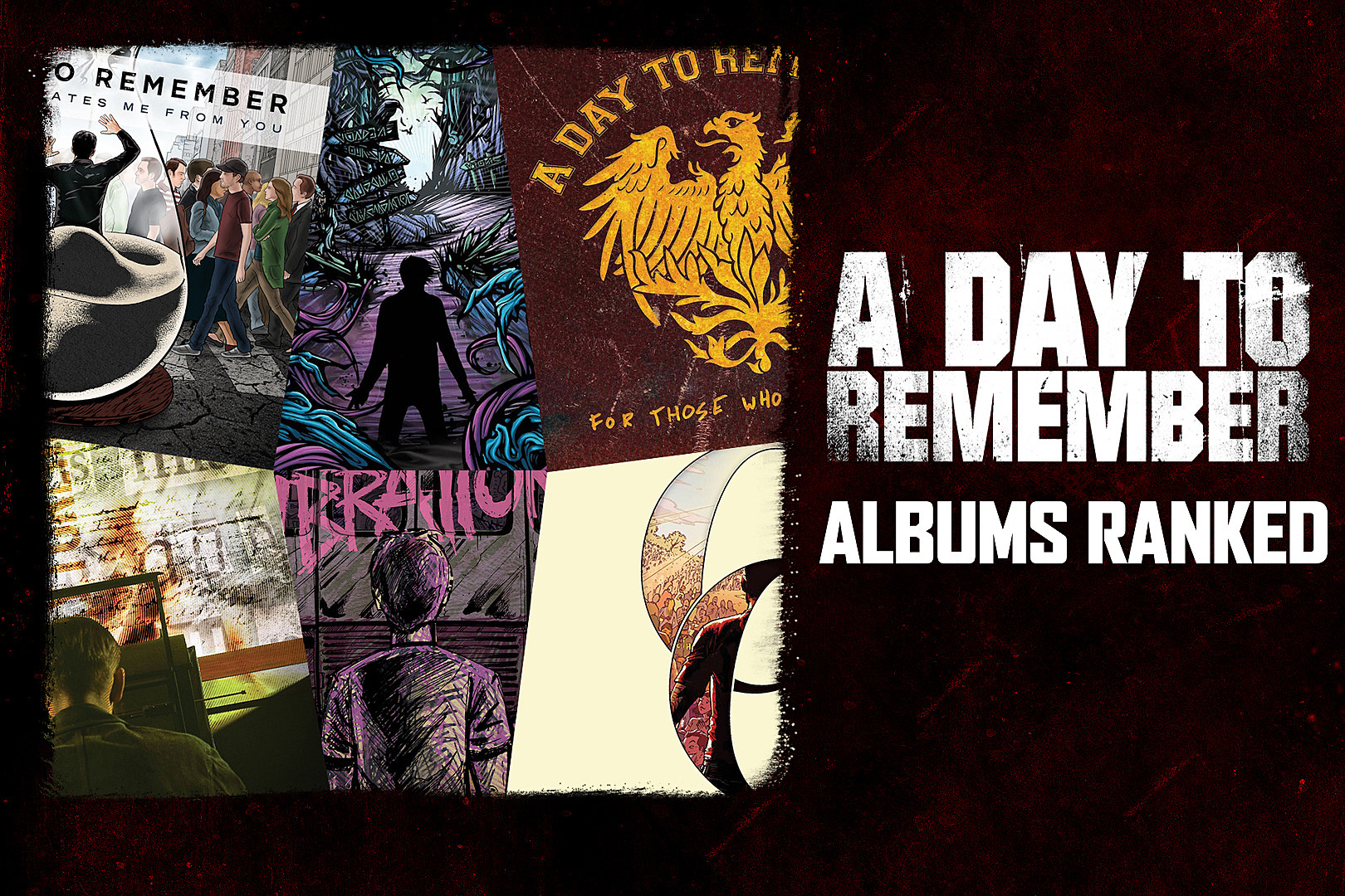 A Day To Remember Album
