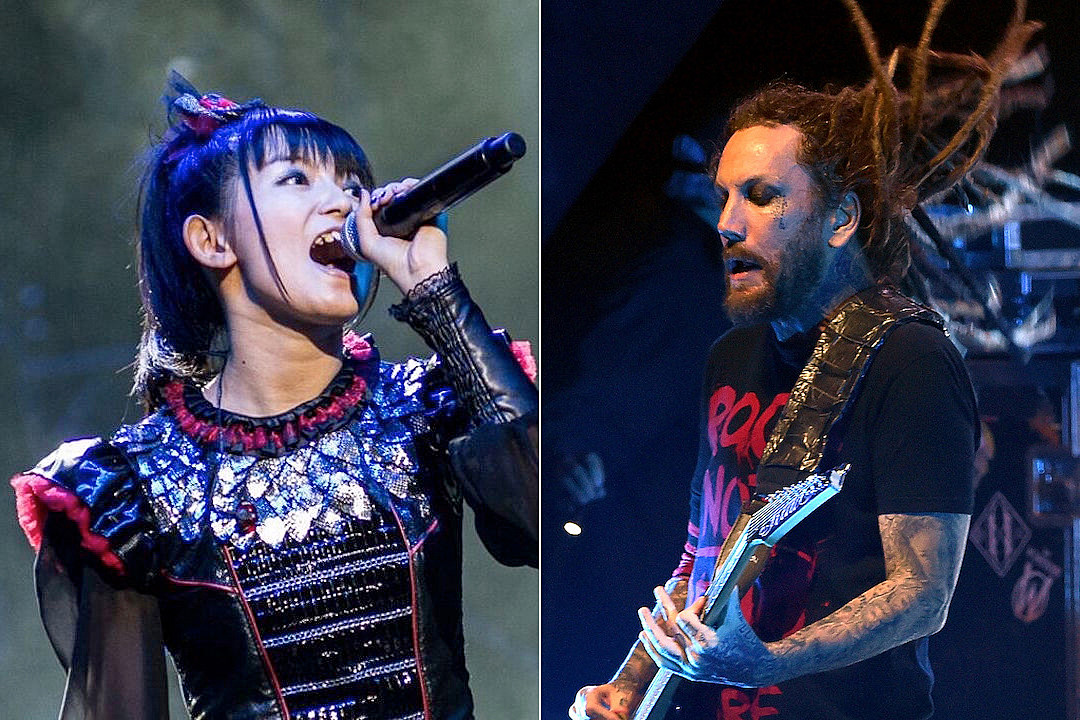 Watch Babymetal Perform With Korn