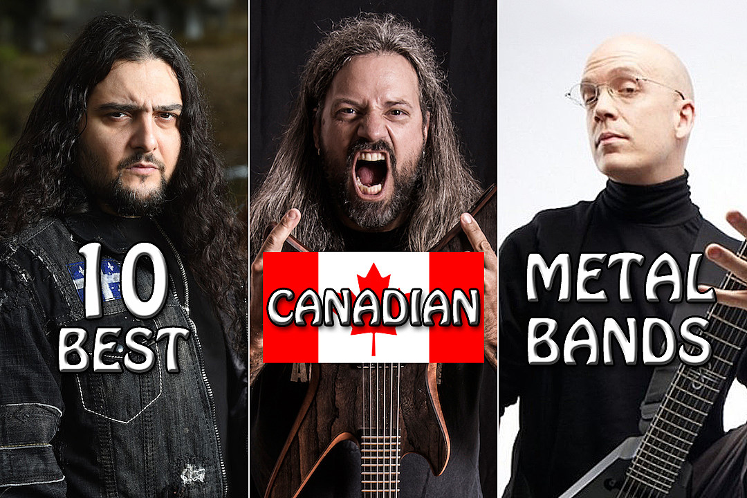 16 Best Canadian Metal Bands